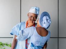 Simi Composed Lovely Birthday Message to her Husband Adekunle Gold
