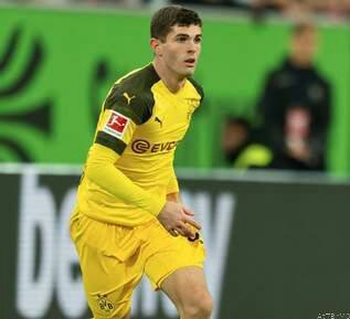 SPORT NEWS: Christian Pulisic was Sign by Chelsea from BVB