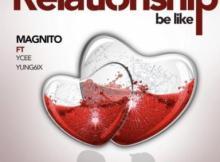 INSTRUMENTAL: Magnito ft. Ycee X Yung6ix - Relationship Be Like (Prod. Teejah James)