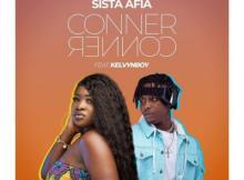 MP3 : Sista Afia - Corner Corner ft. KelvynBoy