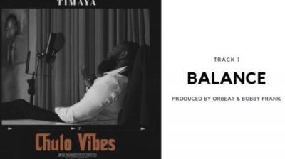 Lyrics: Timaya - Balance Lyrics