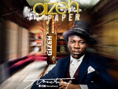 MP3 : Stonebwoy - Gizeh Paper