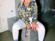 We've Not Had S3x Yet! Stefflon Don affirms She's Dating Burna Boy