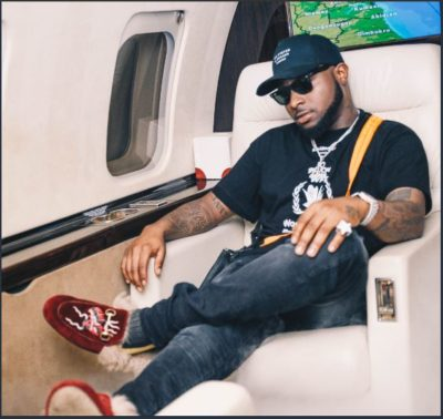 Davido Escapes Air Turbulence While On A Flight, Thanks God For Surviving