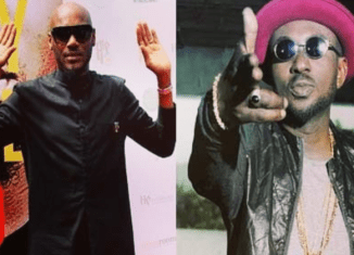 Calling 2Face Gay In My Diss Track Is Normal - Blackface