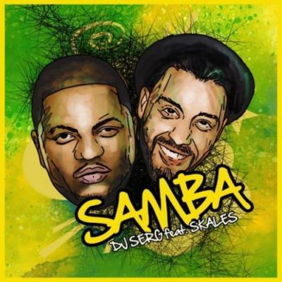 MP3: Skales Feat. DJ Serg - Samba