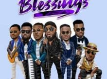 MP3: GospelOnDeBeatz - Blessings ft. Peruzzi, Praiz, Kholi X Alternate Sound