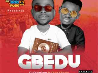 MP3: Dj Sagacious X Sean Khemy - Gbedu