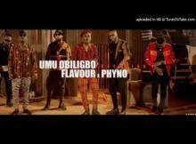 Instrumental: Umu Obiligbo - Culture ft. Phyno x Flavour (Prod. Endeetone)