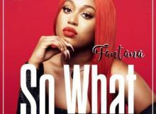 MP3: Fantana - So What