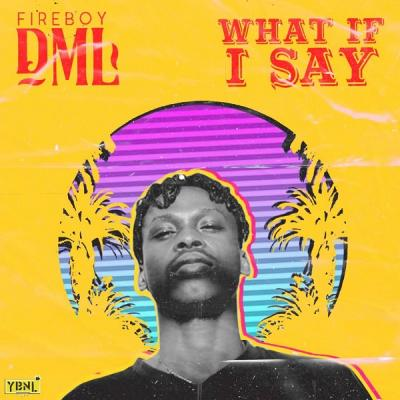 MP3: Fireboy DML - What If I Say