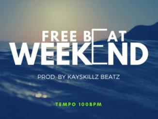 Freebeat: Weekend (Prod. Kayskillz Beatz)