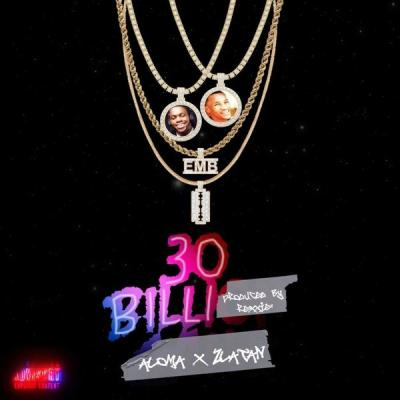 MP3: Aloma - 30BG ft Zlatan