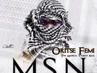 MP3: Oritse femi - Life Is Good