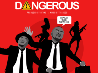 MP3: Shakar EL x CDQ - Dangerous