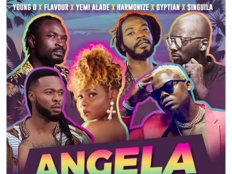MP3: Young D – Angela Ft. Flavour, Yemi Alade, Harmonize, Gyptian, Singuila