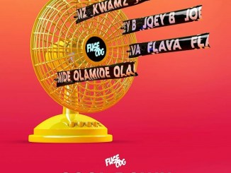 MP3: Fuse ODG – Cool Down Ft. Olamide, Joey B, Kwamz & Flava