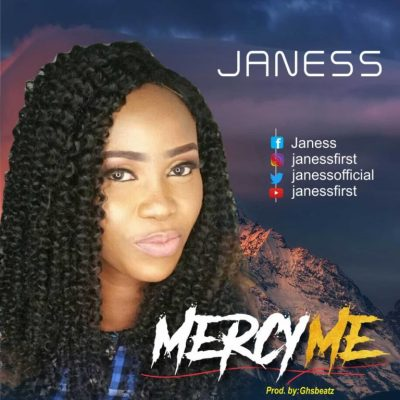 MP3: Janess – Mercy Me