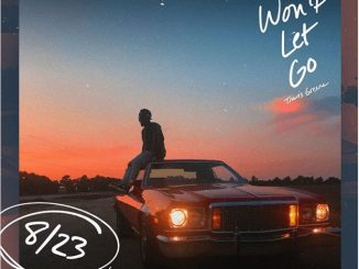 MP3 + VIDEO: Travis Greene – Won't Let Go