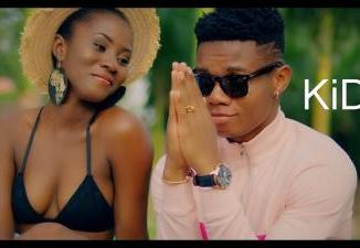 VIDEO: KiDi - Cinderella Ft. Mayorkun x Peruzzi