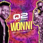 MP3: Q2 Ft. Zlatan - Won Ni