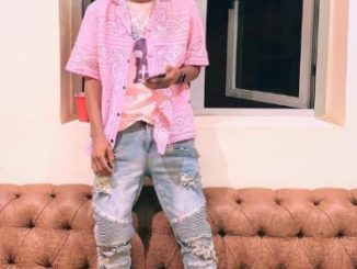 Mayorkun Pranks Social Media Followers As He Makes His Phone Look Like The New IPhone 11 Pro