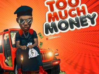 Lyrics: Victor AD - Too Much Money
