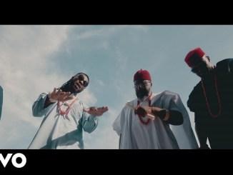 VIDEO: Larry Gaaga - Tene Ft. Flavour