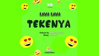 MP3: Lava Lava - Tekenya