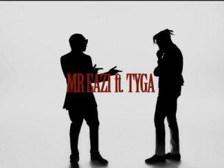 VIDEO: Mr Eazi - Tony Montana Ft. Tyga