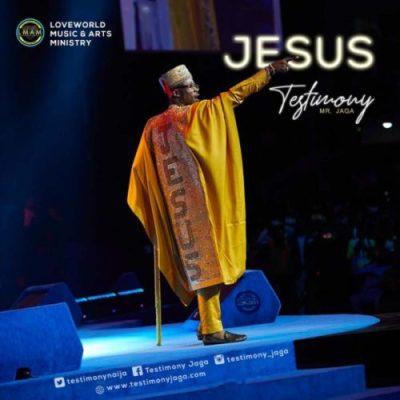 MP3 + VIDEO: Testimony Jaga - JESUS