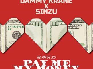 MP3: Dammy Krane Ft. Sinzu - Pay Me My Money (Remix 2.0)