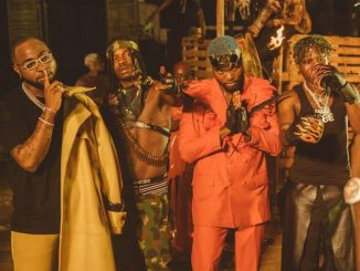 VIDEO: Davido - Sweet In The Middle Ft. Naira Marley, Zlatan, WurlD