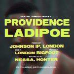 MP3: LadiPoe - Providence