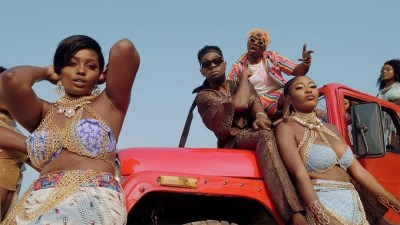 VIDEO: Rayvanny - Tetema (Remix) II Ft. Patoranking x Zlatan x Diamond Platnumz