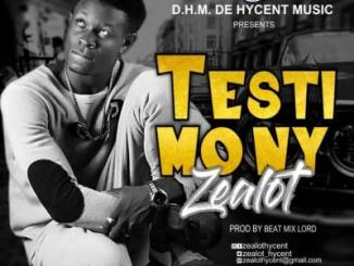MP3: Zealot - Testimony