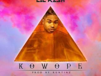 MP3: Lil Kesh - Kowope (Prod. Runtinz)