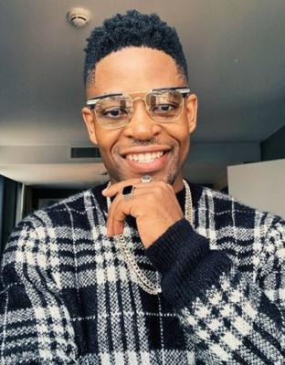 Prince Kaybee collects first award outside South Africa