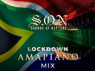 MIXTAPE: DJ Neptune - Sounds Of Neptune (Lockdown Amapiano Mix)