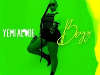 Yemi Alade - Boyz (prod. Vtek)