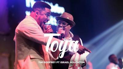 Tim Godfrey Ft. Israel Houghton - Toya