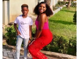 Wizkid's 1st Babymama, Shola Ogudu Reveals What Her Son, Tife Requested For His 9th Birthday