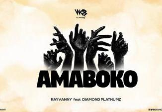 Rayvanny ft. Diamond Platnumz - Amaboko