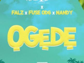 Krizbeatz ft. Falz, Fuse ODG, Nandy - Ogede