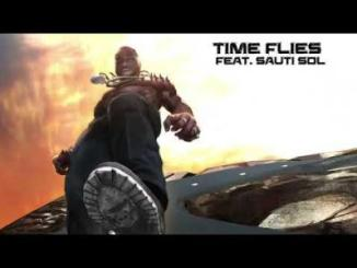 [Lyrics] Burna Boy - Time Flies ft. Sauti Sol