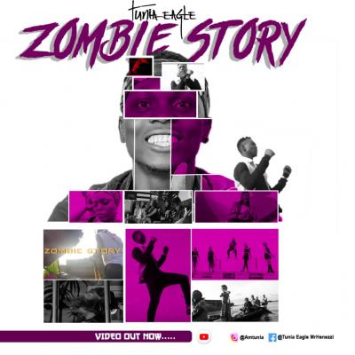 VIDEO: Tunia Eagle - Zombie Story [Official Video Out]