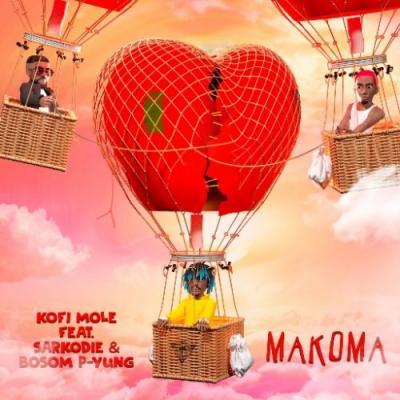 Kofi Mole ft. Sarkodie, Bosom P-Yung - Makoma