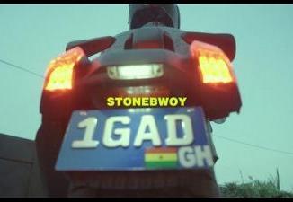 VIDEO: Stonebwoy - Blaze Dem (Freestyle)