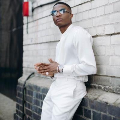 """""""Donald Trump Isn't Your Business Old Man! Face Your Country"""" – Wizkid Slams President Buhari"""