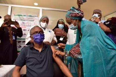 El-Rufai Speaks After Taking COVID-19 Vaccine: 'No Pain, No Headache'